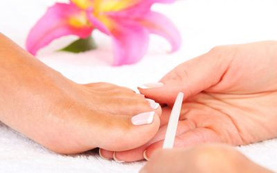 Pedicures and Manicures at Pure Day Spa in Durbanville